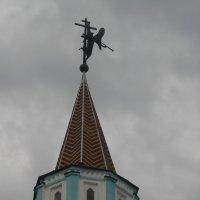 Ангел на шпиле :: марина ковшова