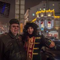 Москва новогодняя :: Лариса *