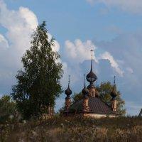 Церковь Чуда Михаила Архангела :: kolyeretka
