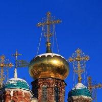 Под небом декабря :: Татьяна Ломтева