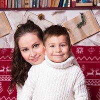 Мама с сыном :: Valentina Zaytseva