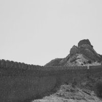 Архитектура Крыма. Судак. Генуэсская крепость -52. :: Руслан Грицунь