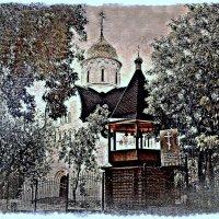 Храм Владимирской Оранской иконы Божией Матери и Защитников Отечества :: Андрей Головкин