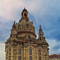 Дрезден, Frauenkirche, церковь Богородицы :: Надежда