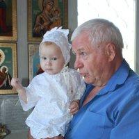 внучка :: Оксана К