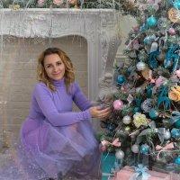 Новый год для Анны :: Ксения Черногорова