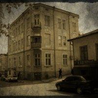 Дрогобыч  в   стиле   ретро :: Андрей  Васильевич Коляскин