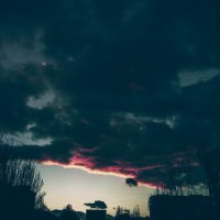 Сгорающие облака :: Jack Wall
