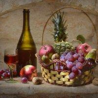 С вином и фруктами :: Evgeniy Belkov