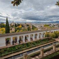 Spain 2016 Granada La Alhambra 7 :: Arturs Ancans