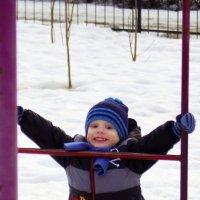 Зимний привет! :: A. SMIRNOV