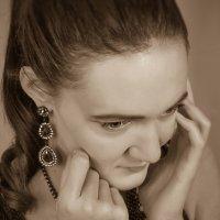 Портрет сепия :: Антон Криухов