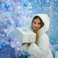 Новый год наступает на пятки ) :: Алеся Корнеевец