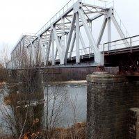 застывающий мост :: Александр Прокудин