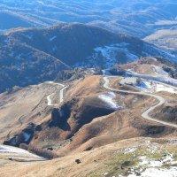 Вид с горы Гум-Баши :: Светлана Попова