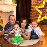 Семья, праздник, счастье. )) :: Райская птица Бородина