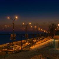 На набережной у Амура. :: Виктор Иванович