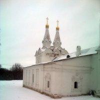 Церковь Святого Духа (вид сзади) :: Tarka
