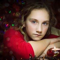 Волшебство уже близко :: Евгения Мартынова