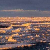 Море Амундсена :: Александр Терентьев