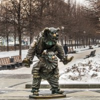 Юрию Никулину - 95! :: Владимир Безбородов