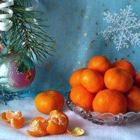 Новогодний натюрморт :: Татьяна Смоляниченко
