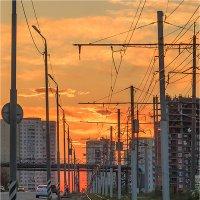 Закат. :: Андрей Козлов