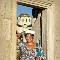 Девушка в базилике :: Кай-8 (Ярослав) Забелин