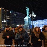 Пушкинская площадь :: Татьяна Помогалова