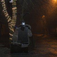 Туман в городе-2 :: Валерий Чернов