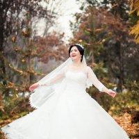 счастливая невеста. :: Hурсултан Ибраимов фотограф