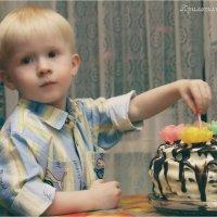 Малыш. :: Андрей Козлов