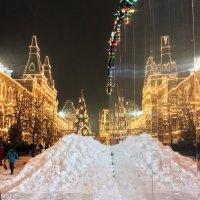 Новогоднее отражение :: Константин Поляков