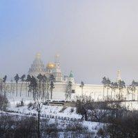 Воскресенский Ново-Иерусалимский мужской монастырь :: Dmitriy Martynenko