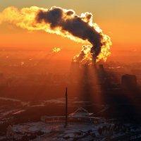 Индустриальный пейзаж :: Евгений (bugay) Суетинов