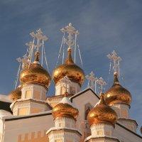 Градоякутский преображенский кафедральный собор :: Oksana