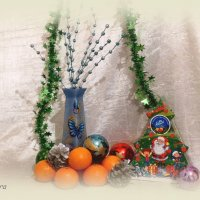 Новогодние подарки... :: Тамара (st.tamara)