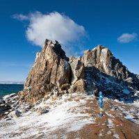 Священные скалы Байкала :: Анатолий Иргл