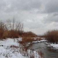 Снежные    тучи над городом встали :: Dr. Olver  ( ОлегЪ )