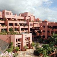 Отель Abama Golf & Spa Resort 5*. Главное здание отеля :: Елена Павлова (Смолова)
