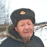 Местный Кузьмич.. :: Vladimir Semenchukov