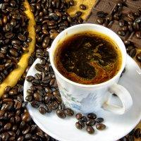 чашечка кофе :: Дмитрий Брошко