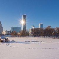 Мороз и солнце, день чудесный !!! :: Александр Шамов