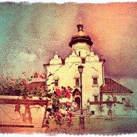 Свияжский Богородице-Успенский мужской монастырь :: Андрей Головкин