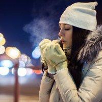 Дыхание зимы :: Елена Нор