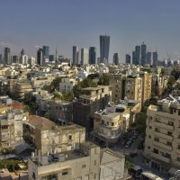 Растущий Тель-Авив :: Ефим Журбин