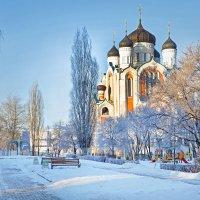 Храм всех святых. :: Елена Кознова