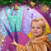 """Мой еще один зимний фотопроект """"Часы, без пяти двенадцать"""" :: Екатерина Гриб"""
