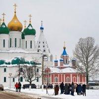 Коломенский кремль. :: Юрий Шувалов