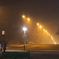 Огни ночного города :: shabof
